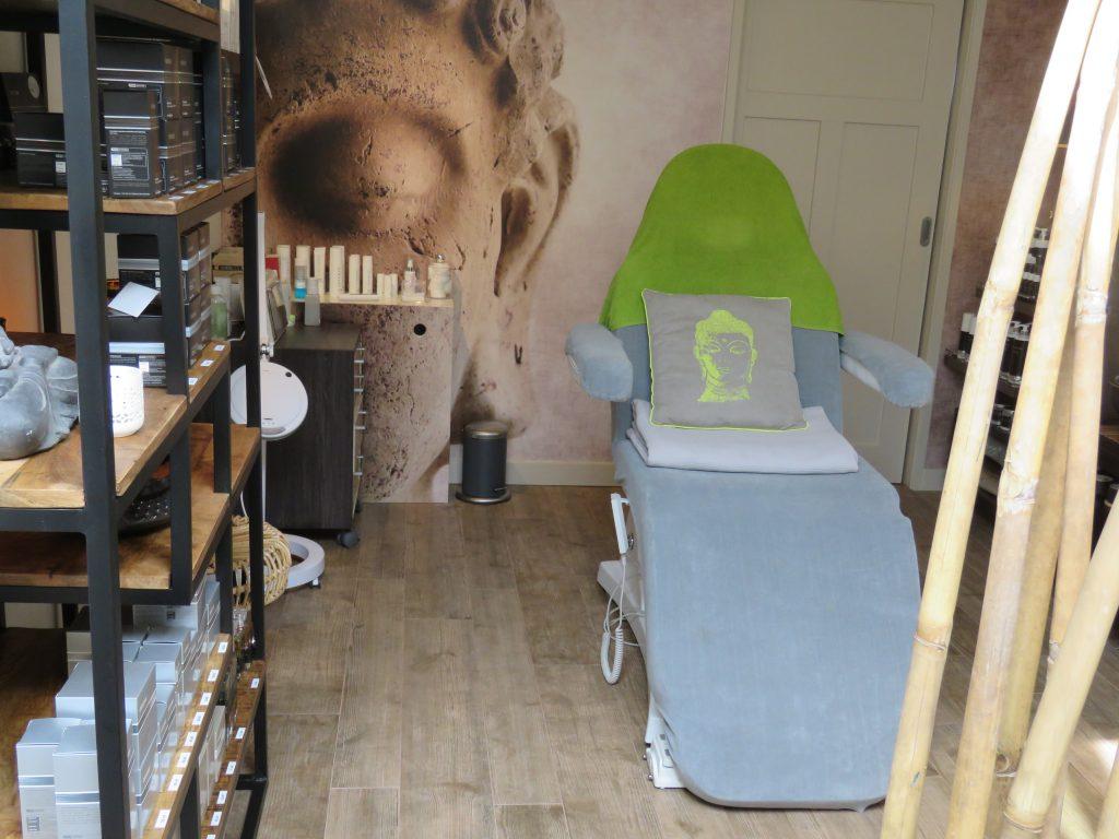 Behandelstoel beautysalon