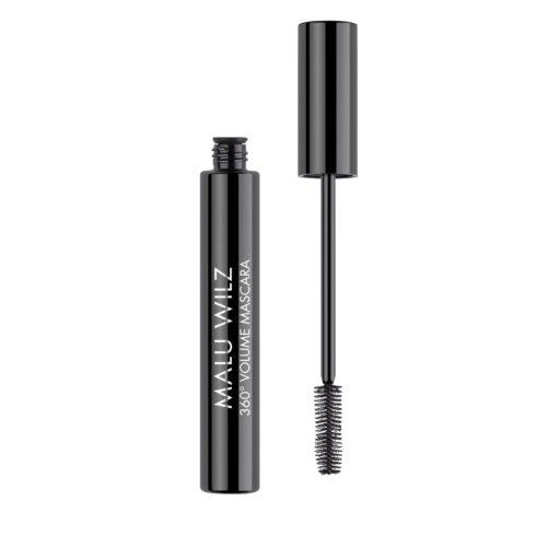 malu-wilz-360-volume-mascara zwart