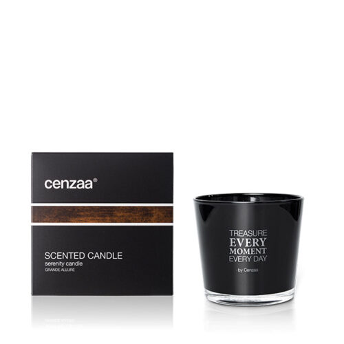 Scented Candle Serenity Grand allure