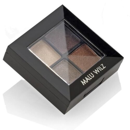 malu-wilz-quattro-eye-shadow-brown