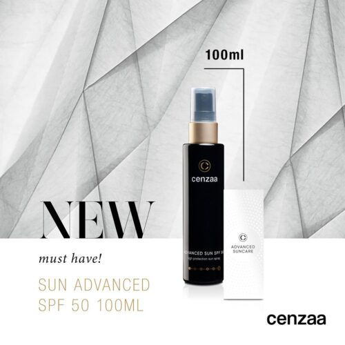 Cenzaa Advanced SPF50